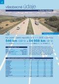 w silnice a dálnice v české republice - Ředitelství silnic a dálnic - Page 4