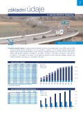 w silnice a dálnice v české republice - Ředitelství silnic a dálnic - Page 7