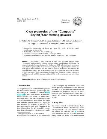 "X-ray properties of the ""Composite"" Seyfert/Star-forming galaxies"