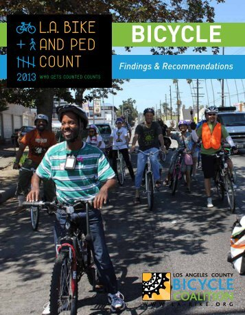 LACBC 2013 LA Bike Count Report