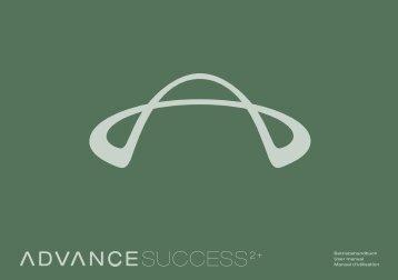 Manuel d'utilisation (pdf) - Advance