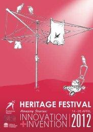 HERITA HERITAGE FESTIVAL - NSW