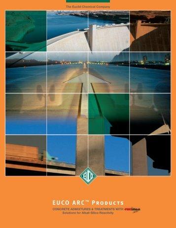 Eucon Integral ARC Brochure - Euclid Chemical Co
