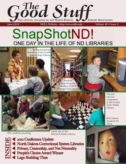 INSIDE - North Dakota Library Association