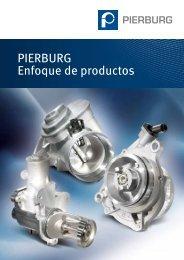 Productos de PIERBURG enfocados - MS Motor Service Iberica