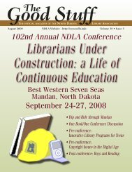 Librarians Under Construction: a Life of Continuous Education ...