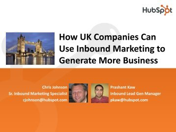 HubSpot's Inbound Marketing System