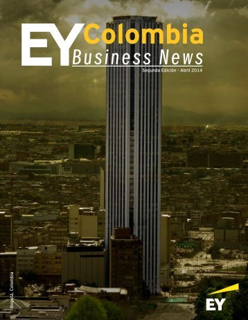 EY Colombia Business News - Edición Abril 2014