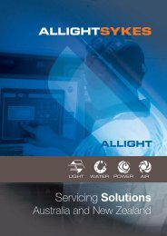 Servicing Solutions - Allight