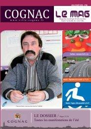 LE DOSSIER / Pages 13-24 - Ville de Cognac