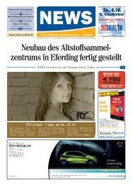 Neubau des Altstoffsammel- zentrums in ... - NEWS-ONLINE.at
