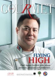 FLYING - The Emirates Culinary Guild