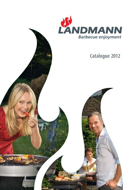 grill surface approximately 48 x 46.5 cm Landmann Barbecue Stainless Steel 65 x 96 x 50 cm Stainless steel