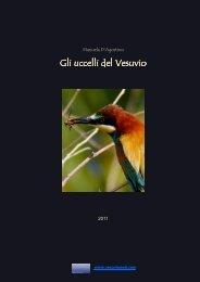 Uccelli del Vesuvio- Manuela d'Agostinno-vesuvioweb-2011.pub