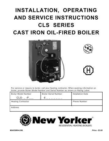 4 boiler startup before