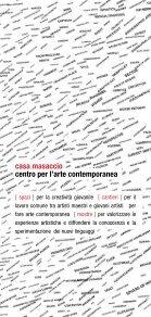 ticulturalismo Glocal Mutazione - Casa Masaccio - Page 2