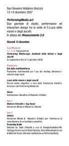 ticulturalismo Glocal Mutazione - Casa Masaccio - Page 5