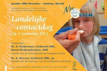 Landelijke contactdag Op 3 november 2012 - cms.dynaweb.nl