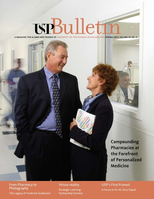 Usciences Academic Calendar.Compounding Pharmacies At The Forefront Of Personalized Medicine