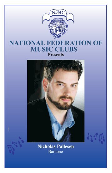 READ MORE - National Federation of Music Clubs