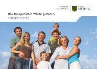 Den demografischen Wandel gestalten. - Publikationen - Freistaat ...