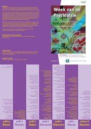 QZES2programma Wk vd Psych. mrt08 - Week van de Psychiatrie