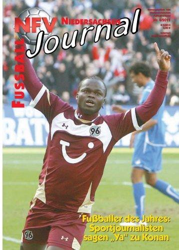 Ausgabe 04-2011 - Niedersächsischer Fußballverband