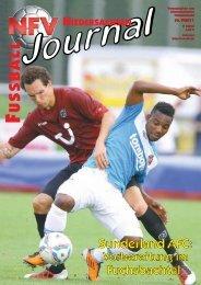 Ausgabe 09-2011 - Niedersächsischer Fußballverband