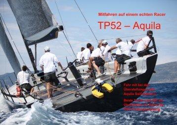 TP52 – Aquila - Aquila Sailing