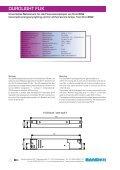 (6 bis 80W) : FLIK - Sander elektronik - Page 4