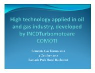 R i G F Romania Gas Forum 2012 3 October ... - Petroleumclub.ro