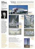 ATELIER CHRISTIAN DE PORTZAMPARC - Le réseau @archi.fr - Page 2