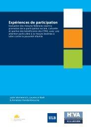Expériences de participation