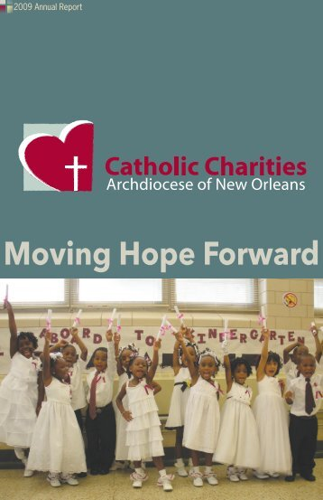 Catholic Charities 2009 Annual Report - CCANO