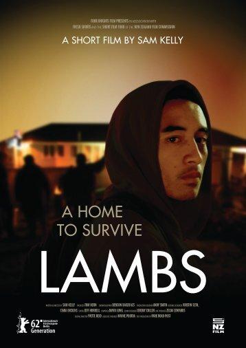 Lambs Press Kit.pdf - New Zealand Film Commission