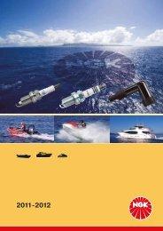 Marine Catalogue 2011-2012 - NGK