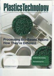 Plastics Technology - March 2010 - ENG (.pdf 690,4 KB) - Siapi