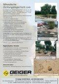 Mineralische Dichtungstragschicht Jura - H. Geiger GmbH Stein - Seite 2