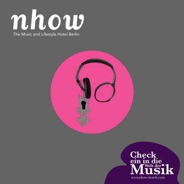 Image Broschüre - Nhow