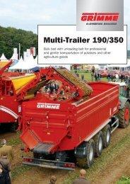 Multi-Trailer 190/350