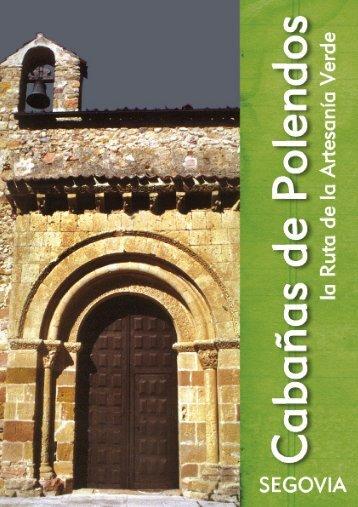 cabañas de polendos - Turismo de Segovia