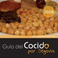 RUTA DEL COCIDO 2013 DIGI.cdr - Turismo de Segovia