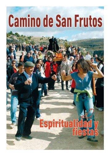 8.-Espiritualidad y fiestas en el Camino de San Frutos - Segovia