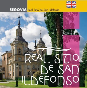 La Granja de San Ildefonso en Inglés - Segovia