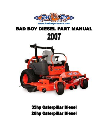 bad boy mower manuals wiring library lawn boy mower owner's manual bad boy lawn mower owners manual