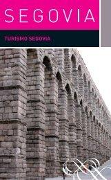 Folleto - Turismo de Segovia