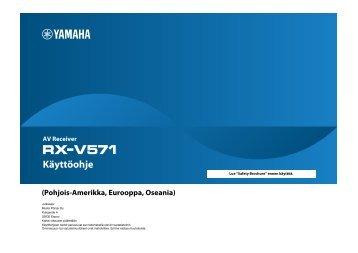 1 Paina OPTION. - Yamaha