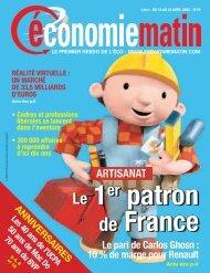 Le pari de Carlos Ghosn : 10 % de marge pour Renault - Watine Taffin