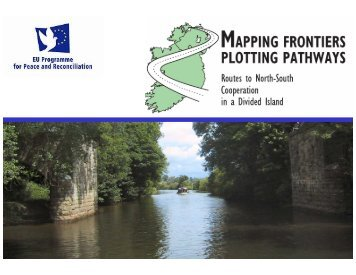 mapping frontiers, plotting pathways - The Centre for Cross Border ...