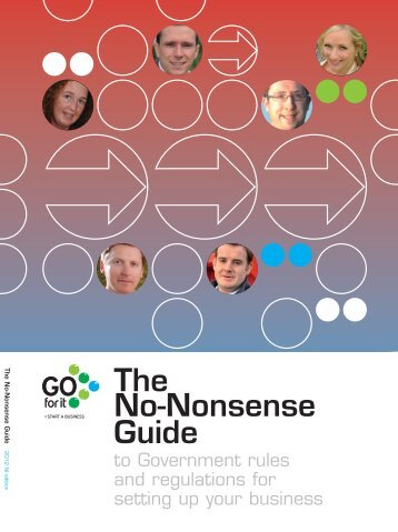 The No-Nonsense Guide - Invest Northern Ireland